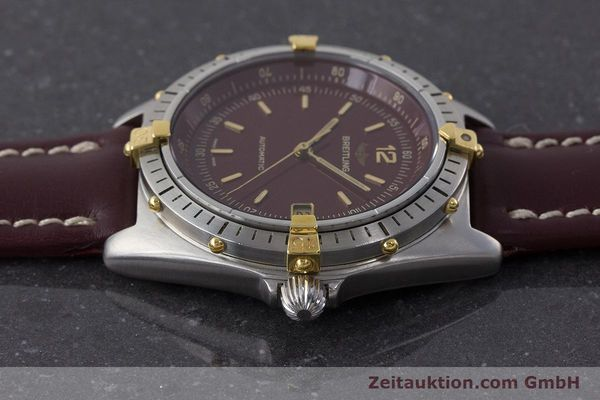 Used luxury watch Breitling Antares steel / gold automatic Kal. ETA 2892-2 Ref. 81970  | 160870 05