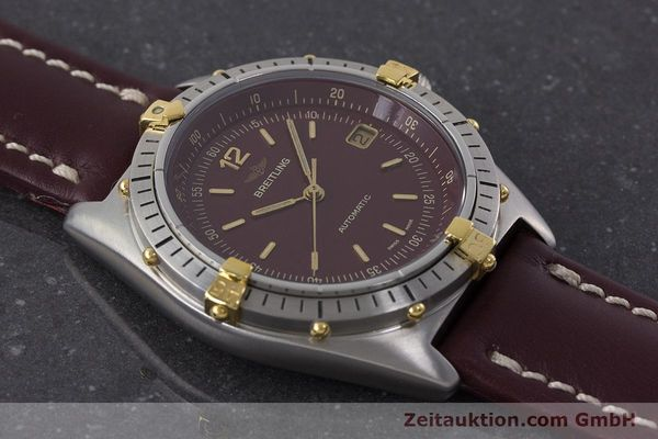 Used luxury watch Breitling Antares steel / gold automatic Kal. ETA 2892-2 Ref. 81970  | 160870 13