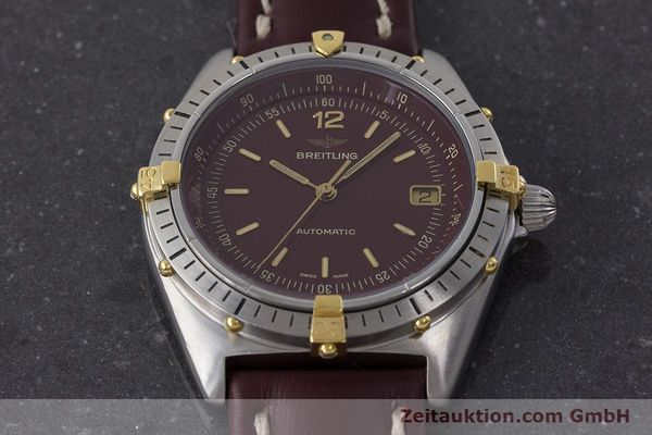 Used luxury watch Breitling Antares steel / gold automatic Kal. ETA 2892-2 Ref. 81970  | 160870 14