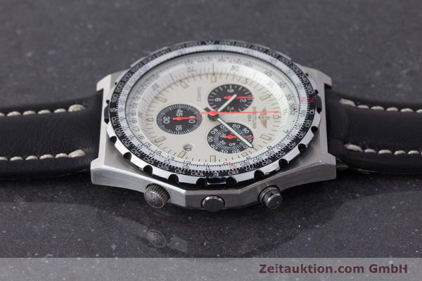 Used luxury watch Breitling Jupiterpilot chronograph steel quartz Ref. A59027  | 160874 05