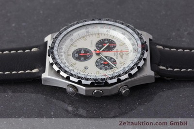 BREITLING JUPITERPILOT CHRONOGRAPH STEEL QUARTZ [160874]