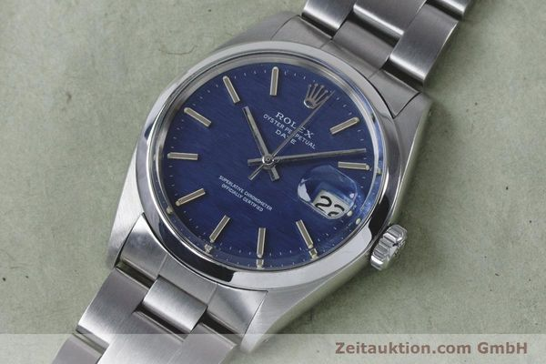 Used luxury watch Rolex Date steel automatic Kal. 1570 Ref. 1500 VINTAGE  | 160875 01