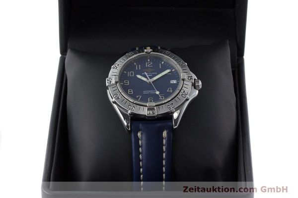 Used luxury watch Breitling Colt steel automatic Kal. B17 ETA 2824-2 Ref. A17035  | 160880 07