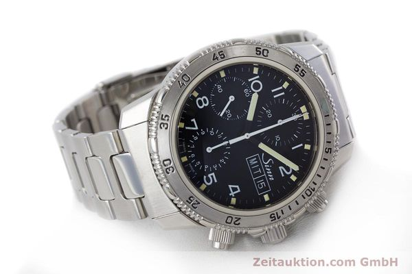 Used luxury watch Sinn 103 ST chronograph steel automatic Kal. ETA 7750 Ref. 103.0865  | 160894 03