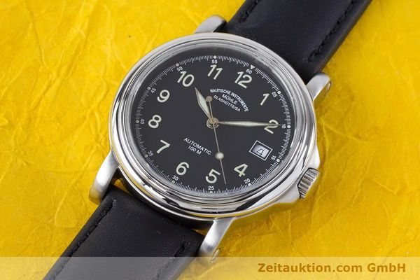 Used luxury watch Mühle City-Automatic-XIII steel automatic Kal. ETA 2824-2 Ref. M1-24-00  | 160901 01