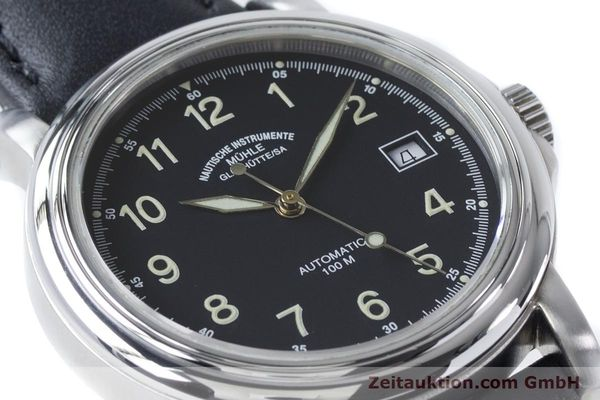 Used luxury watch Mühle City-Automatic-XIII steel automatic Kal. ETA 2824-2 Ref. M1-24-00  | 160901 02