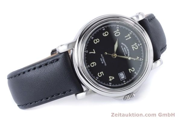 Used luxury watch Mühle City-Automatic-XIII steel automatic Kal. ETA 2824-2 Ref. M1-24-00  | 160901 03