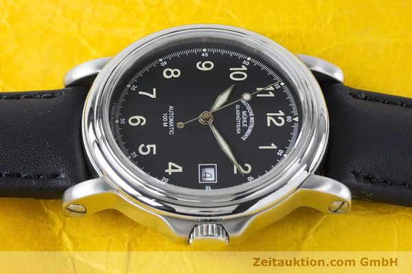 Used luxury watch Mühle City-Automatic-XIII steel automatic Kal. ETA 2824-2 Ref. M1-24-00  | 160901 05
