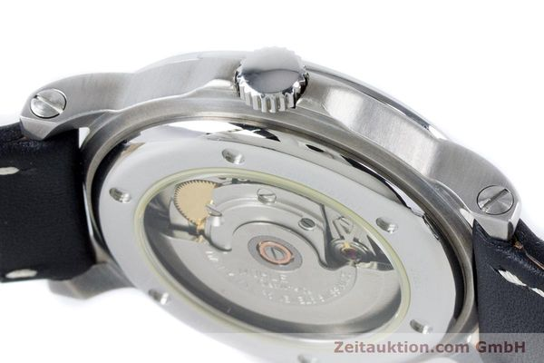 Used luxury watch Mühle City-Automatic-XIII steel automatic Kal. ETA 2824-2 Ref. M1-24-00  | 160901 08