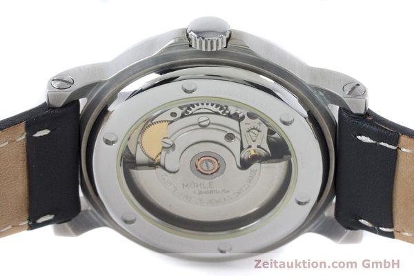 Used luxury watch Mühle City-Automatic-XIII steel automatic Kal. ETA 2824-2 Ref. M1-24-00  | 160901 10