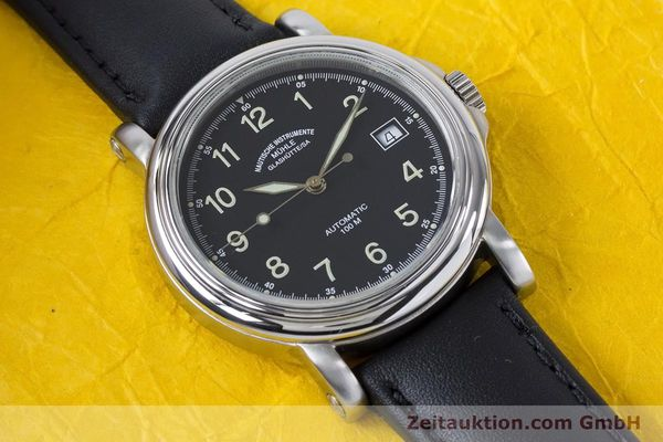 Used luxury watch Mühle City-Automatic-XIII steel automatic Kal. ETA 2824-2 Ref. M1-24-00  | 160901 14