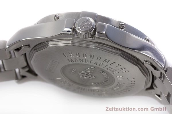 Used luxury watch Breitling Colt steel automatic Kal. B32 ETA 2893-2 Ref. A32350  | 160907 11