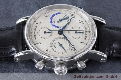 CHRONOSWISS TORA CHRONOGRAPH STEEL AUTOMATIC KAL. 743 LP: 6800EUR [160917]