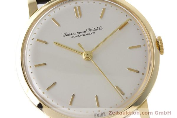 Used luxury watch IWC Portofino 18 ct gold manual winding Kal. 401 Ref. 1205 VINTAGE  | 160923 02