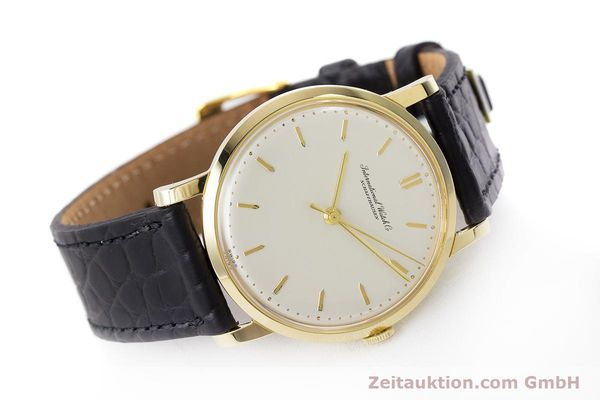 Used luxury watch IWC Portofino 18 ct gold manual winding Kal. 401 Ref. 1205 VINTAGE  | 160923 03