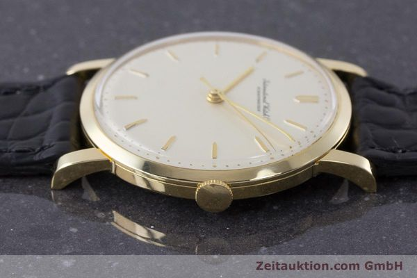 Used luxury watch IWC Portofino 18 ct gold manual winding Kal. 401 Ref. 1205 VINTAGE  | 160923 05