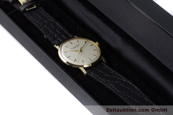 Used luxury watch IWC Portofino 18 ct gold manual winding Kal. 401 Ref. 1205 VINTAGE  | 160923 07