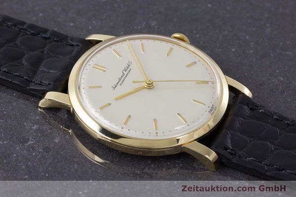 Used luxury watch IWC Portofino 18 ct gold manual winding Kal. 401 Ref. 1205 VINTAGE  | 160923 13