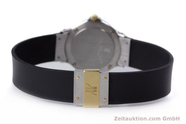 Used luxury watch Hublot MDM steel / gold quartz Kal. ETA 976.001 Ref. 1280.100.2  | 160932 10