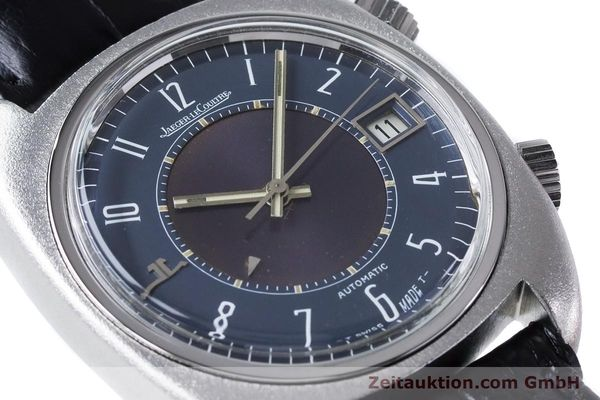 Used luxury watch Jaeger Le Coultre Memovox steel automatic Kal. 916  | 160935 02