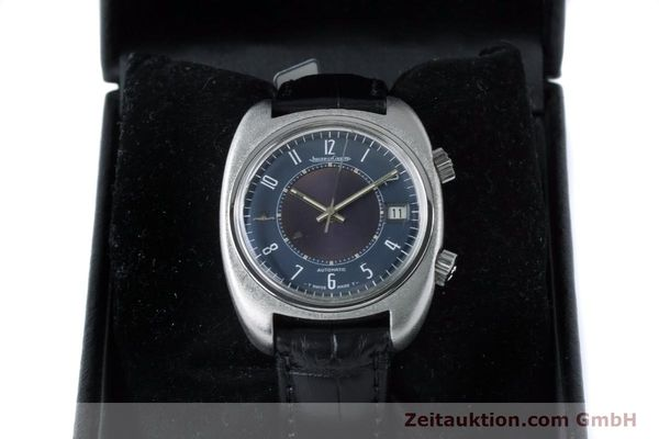 Used luxury watch Jaeger Le Coultre Memovox steel automatic Kal. 916  | 160935 07