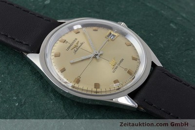 LONGINES ULTRA CHRON STEEL AUTOMATIC KAL. 431 VINTAGE [160945]
