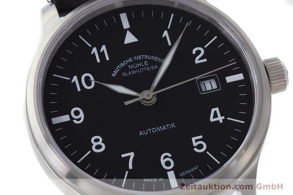 Used luxury watch Mühle Terrasport  steel automatic Kal. Sellita SW200-1 Ref. M1-37-60  | 160947 02
