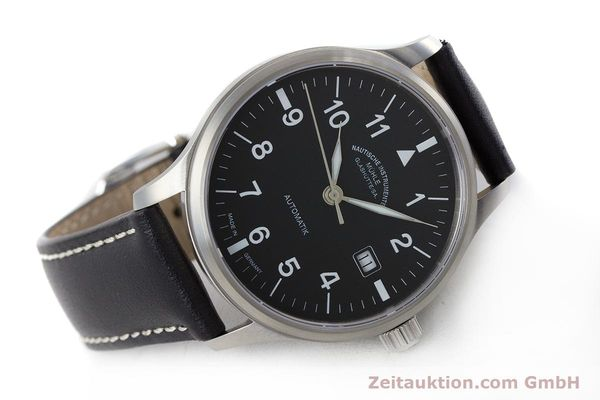 Used luxury watch Mühle Terrasport  steel automatic Kal. Sellita SW200-1 Ref. M1-37-60  | 160947 03