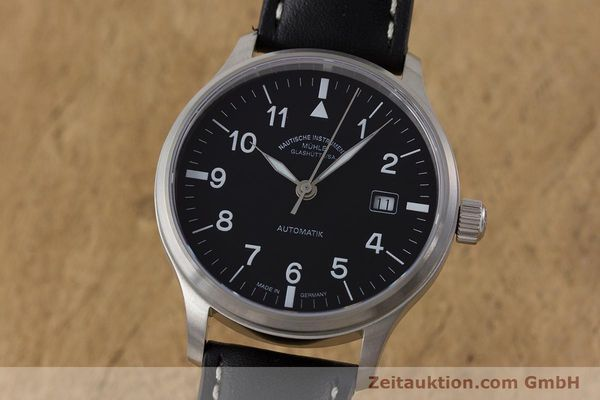 Used luxury watch Mühle Terrasport  steel automatic Kal. Sellita SW200-1 Ref. M1-37-60  | 160947 04