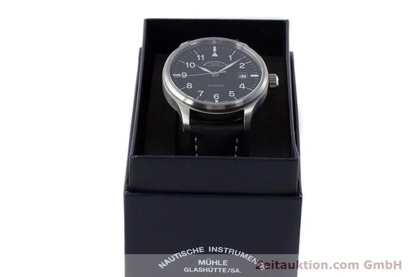 Used luxury watch Mühle Terrasport  steel automatic Kal. Sellita SW200-1 Ref. M1-37-60  | 160947 07