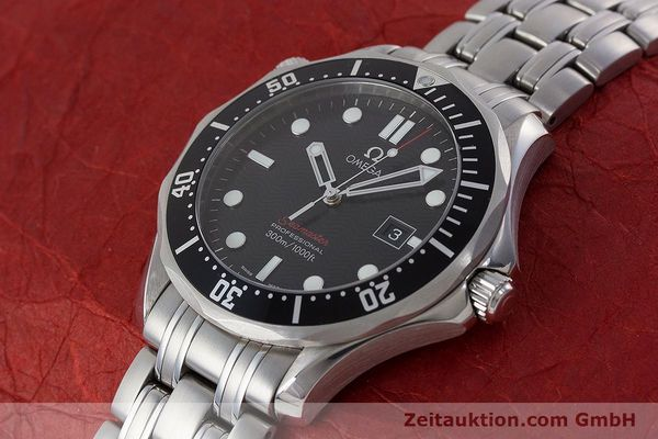 Used luxury watch Omega Seamaster steel quartz Kal. 1583  | 160952 01