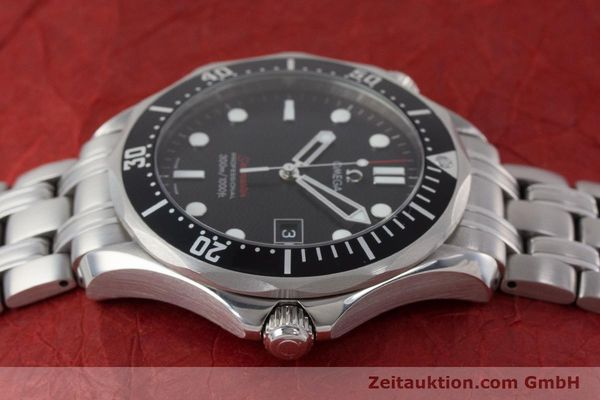 Used luxury watch Omega Seamaster steel quartz Kal. 1583  | 160952 05