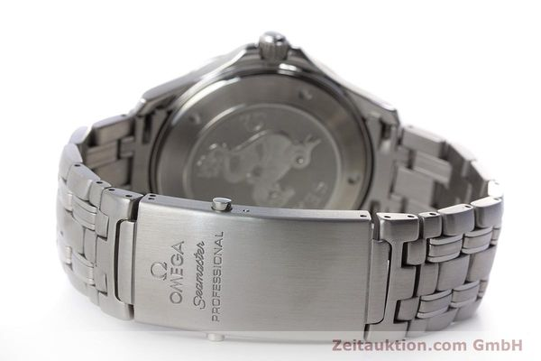 Used luxury watch Omega Seamaster steel quartz Kal. 1583  | 160952 12