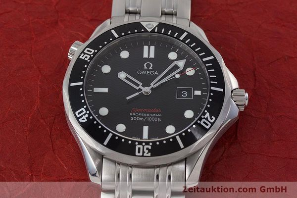Used luxury watch Omega Seamaster steel quartz Kal. 1583  | 160952 16
