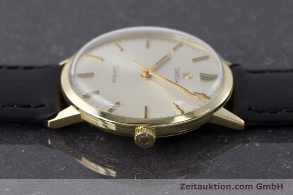Used luxury watch Omega * 14 ct yellow gold manual winding Kal. 501 Ref. 131.041  | 160956 05