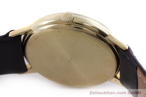 Used luxury watch Omega * 14 ct yellow gold manual winding Kal. 501 Ref. 131.041  | 160956 11