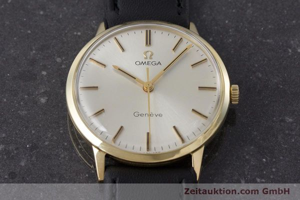Used luxury watch Omega * 14 ct yellow gold manual winding Kal. 501 Ref. 131.041  | 160956 14