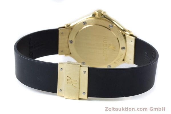 Used luxury watch Hublot MDM 18 ct gold quartz Kal. ETA 956112 Ref. 1391.3  | 160958 11