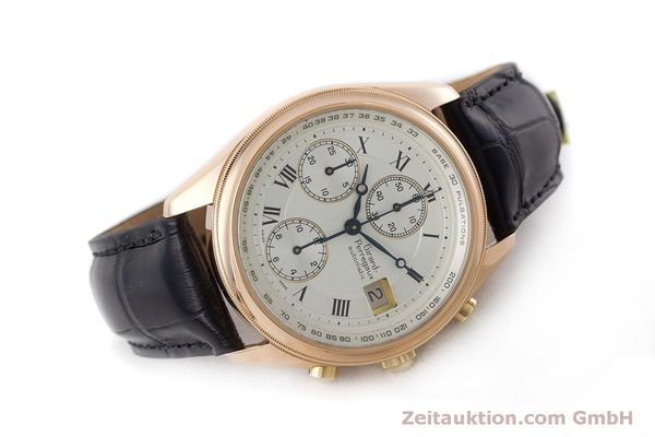 Used luxury watch Girard Perregaux GP 4900 chronograph 18 ct gold automatic Kal. 800-914 Ref. 4900  | 160964 03