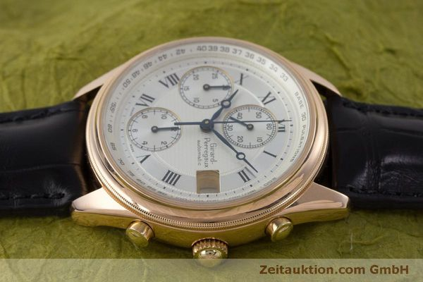 Used luxury watch Girard Perregaux GP 4900 chronograph 18 ct gold automatic Kal. 800-914 Ref. 4900  | 160964 04