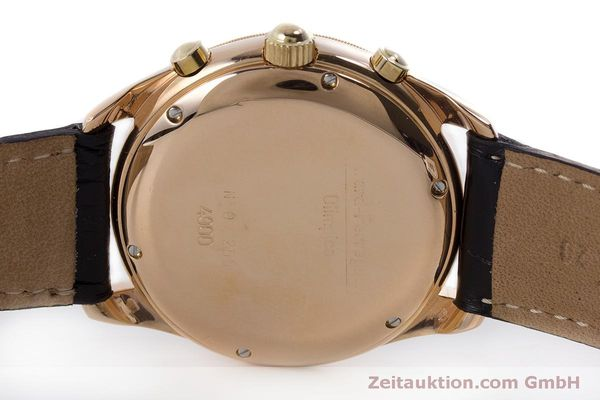 Used luxury watch Girard Perregaux GP 4900 chronograph 18 ct gold automatic Kal. 800-914 Ref. 4900  | 160964 09