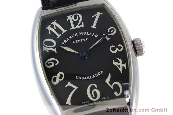 Used luxury watch Franck Muller Casablanca steel automatic Kal. 2800  | 160966 02