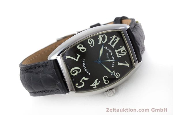 Used luxury watch Franck Muller Casablanca steel automatic Kal. 2800  | 160966 03
