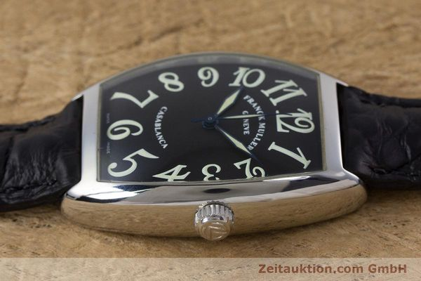 Used luxury watch Franck Muller Casablanca steel automatic Kal. 2800  | 160966 05
