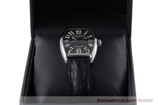 Used luxury watch Franck Muller Casablanca steel automatic Kal. 2800  | 160966 07
