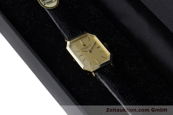 Used luxury watch Vacheron & Constantin * 18 ct gold manual winding Kal. 1052 Ref. 15030  | 160970 07
