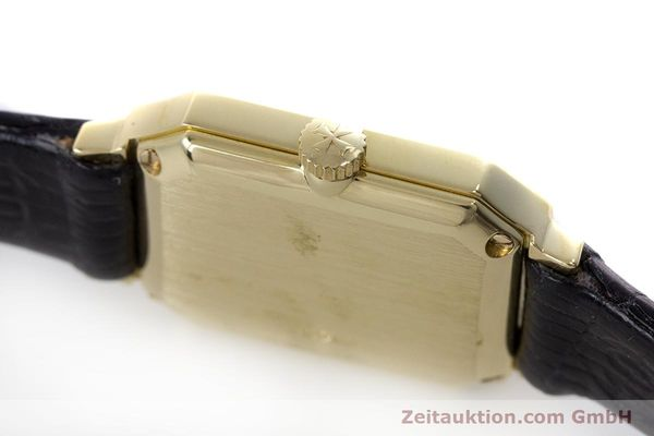 Used luxury watch Vacheron & Constantin * 18 ct gold manual winding Kal. 1052 Ref. 15030  | 160970 11