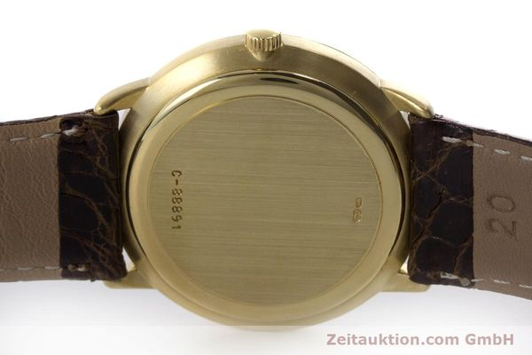Used luxury watch Audemars Piguet Dual Time 18 ct gold automatic Kal. 2129  | 160972 08