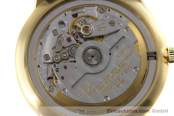 Used luxury watch Audemars Piguet Dual Time 18 ct gold automatic Kal. 2129  | 160972 10
