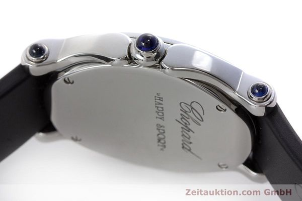 Used luxury watch Chopard Happy Sport steel quartz Kal. ETA 956.412 Ref. 27/8937-23  | 160973 08